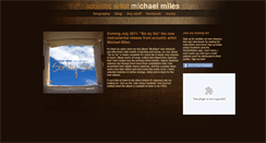Preview of michaelmiles.org